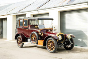 1914 Sunbeam 16/20
