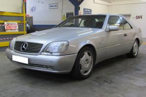 1998 Mercedes-Benz CL 500