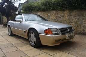 1992 Mercedes-Benz 500 SL