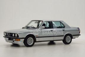 1983 BMW 528i
