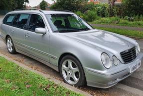 2000 Mercedes-Benz E 240