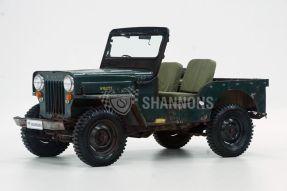 1958 Willys Jeep CJ3