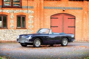 1967 Aston Martin DB6 Volante