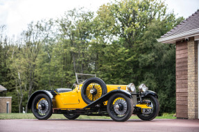 1928 Aston Martin 1½-Litre