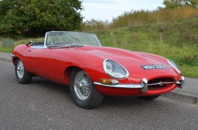 1967 Jaguar E-Type