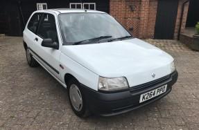 1993 Renault Clio