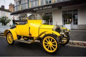 1912 De Dion-Bouton Type DH
