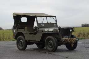 1944 Ford Jeep