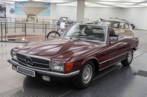 1980 Mercedes-Benz 350 SL