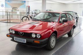 1981 Alfa Romeo GTV6