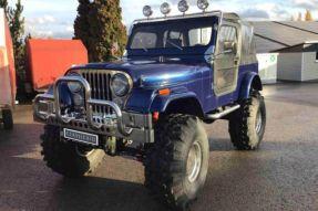 1987 Jeep CJ-7