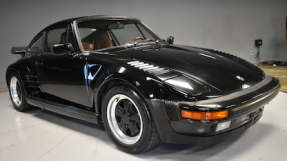 1987 Porsche 911 Turbo Slant Nose