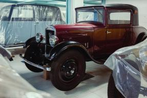 1931 Peugeot Type 201