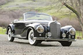 1956 Mercedes-Benz 300 Sc Roadster