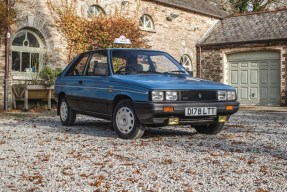 1986 Renault 11