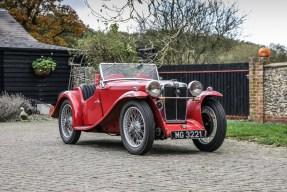 1934 MG P-Type