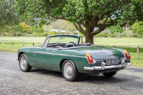 1970 MG MGB Roadster
