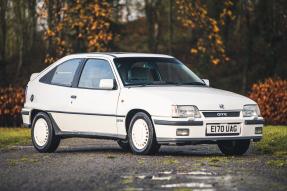 1988 Vauxhall Astra GTE