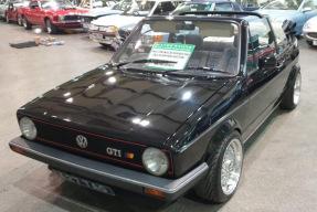 1984 Volkswagen Golf GTi Cabriolet