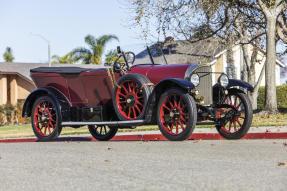 1918 Opel 14/38PS
