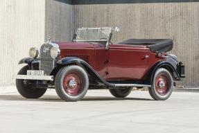 1932 Opel 18C