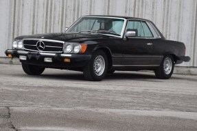 1981 Mercedes-Benz 380 SLC