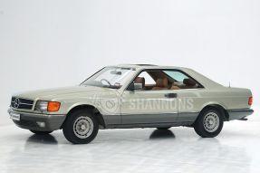 1985 Mercedes-Benz 380 SEC