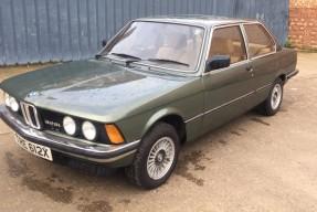 1981 BMW 323i