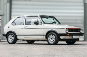 1982 Volkswagen Golf GTi