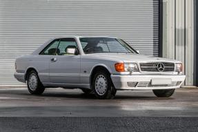 1988 Mercedes-Benz 560 SEC