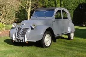 1961 Citroën 2CV