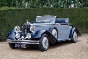 1934 Delage D6