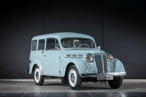 1957 Renault Juvaquatre