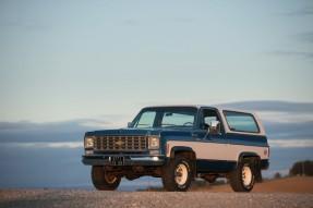 1976 Chevrolet K5 Blazer