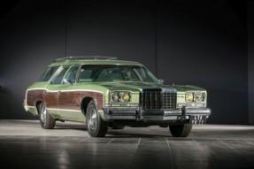 1973 Pontiac Grand Safari
