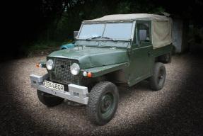 1986 Land Rover Lightweight