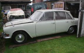 1965 Triumph 2000