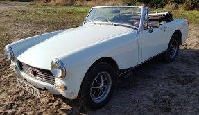 1974 MG Midget