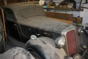 1946 Rover 16