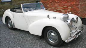 1947 Triumph Roadster