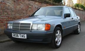 1989 Mercedes-Benz 190E