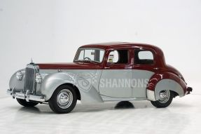 1953 Alvis TC21