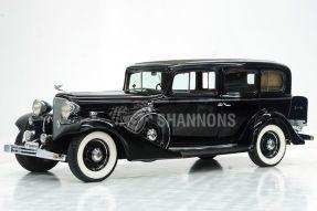 1933 Cadillac Series 370