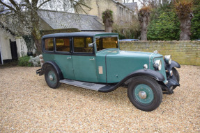 1932 Armstrong Siddeley 20hp