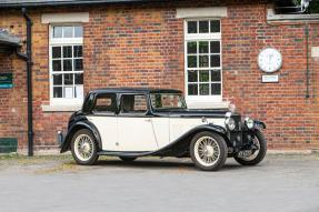 1933 Alvis SA 16.95