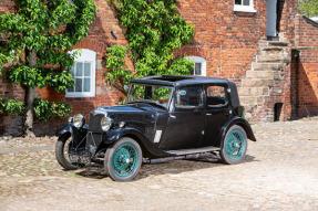 1933 Riley Nine