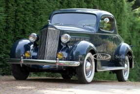 1937 Packard Six