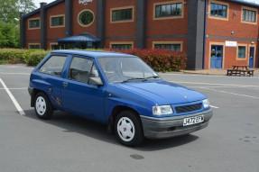 1991 Vauxhall Nova