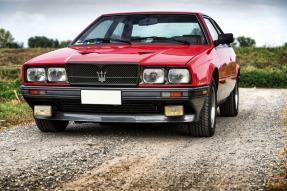 1986 Maserati Bi-Turbo