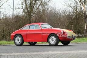 1962 Alfa Romeo Giulietta SZ